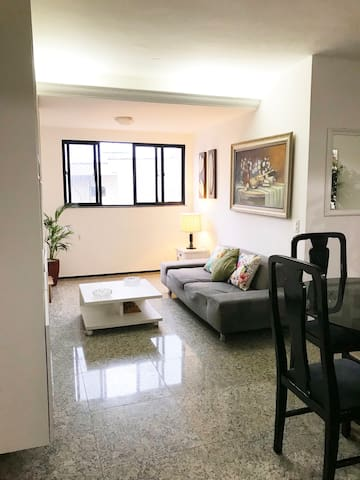 Apartamento aconchegante próximo à Beira Mar