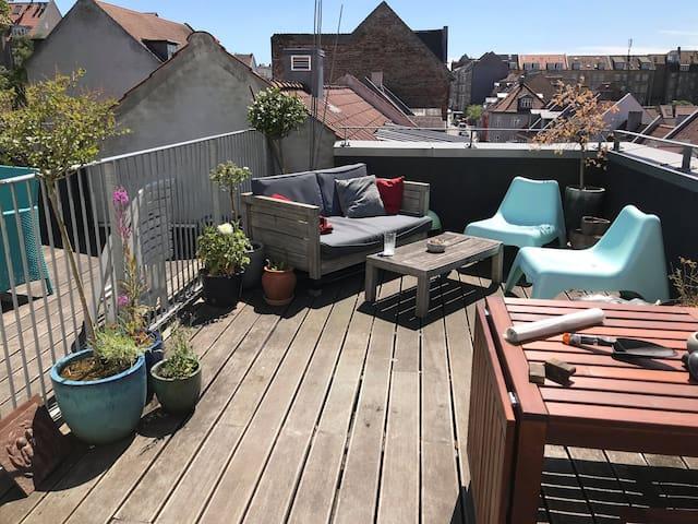 Apartment in the middel of Aarhus.