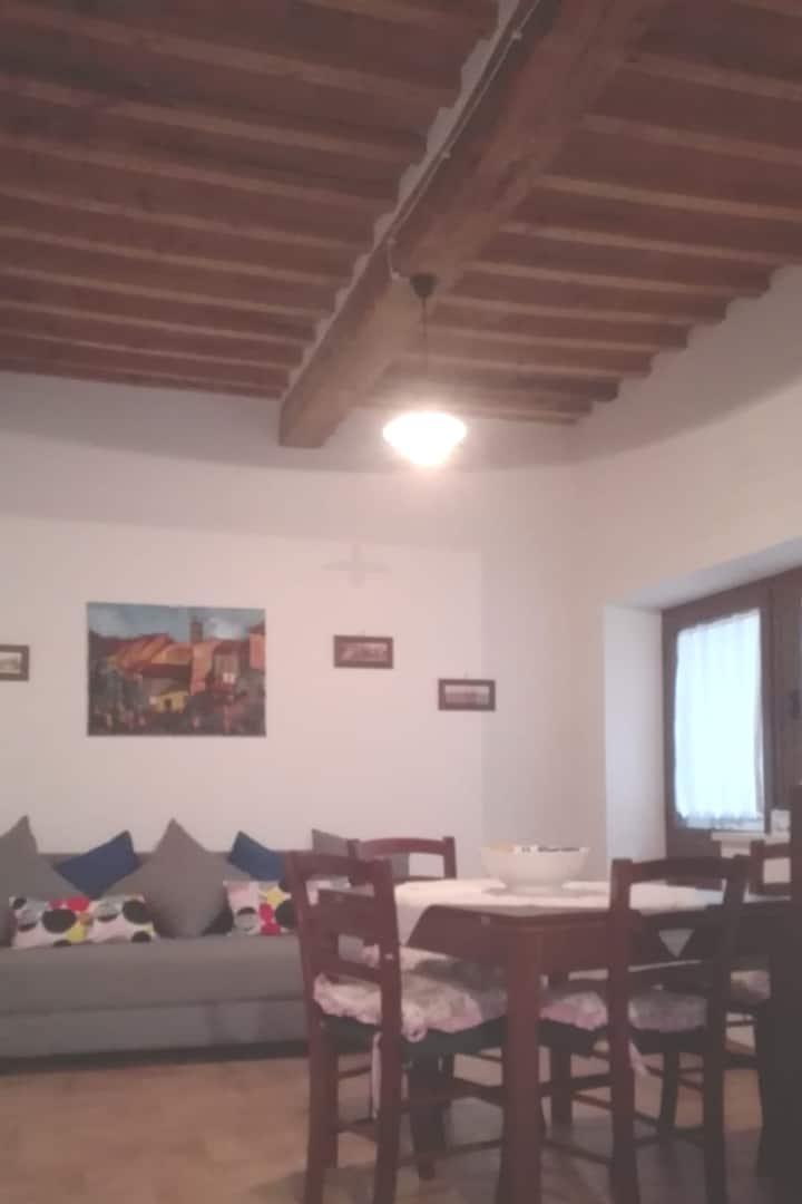 Casetta a San Giovanni delle Contee