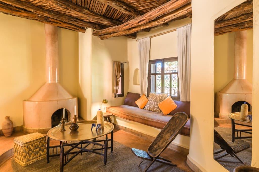 Riad Baoussala - Suite Sahara