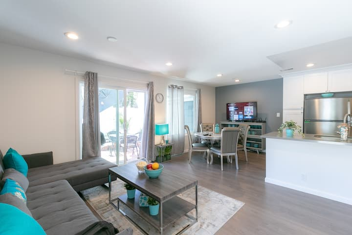 Modern Beach Home Just Minutes from the Beach