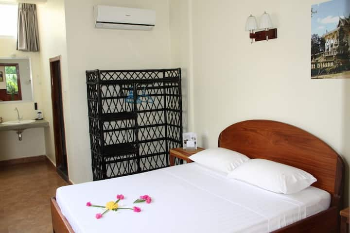 Standard room with cozy terrace in Battambang