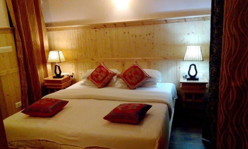 Silver Cloud Ladakh, Rooftop Terrace Room # 1