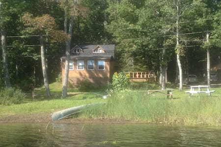 The Loons Nest Lakehouse - Lincolnville - Huis