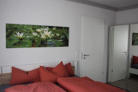 Appartement mit Veranda, modern und stadtnah - Rottweil