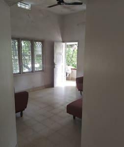 Udupi Abode  - 1st Floor Stay for Family Trips