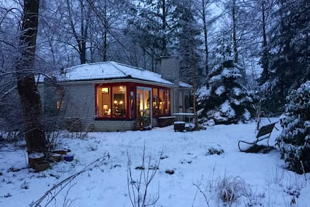 Forest house in Centre of Holland - Ermelo - Casa