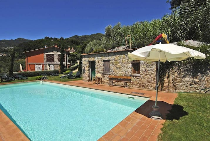 Casetta di Butia, Gelsomino apartment with swimming pool