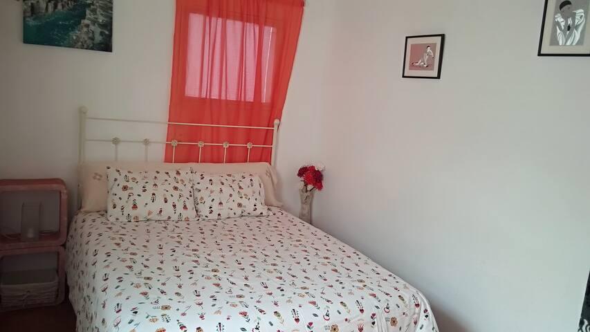 Habitacion de matrimonio en el Guadalquivir 2