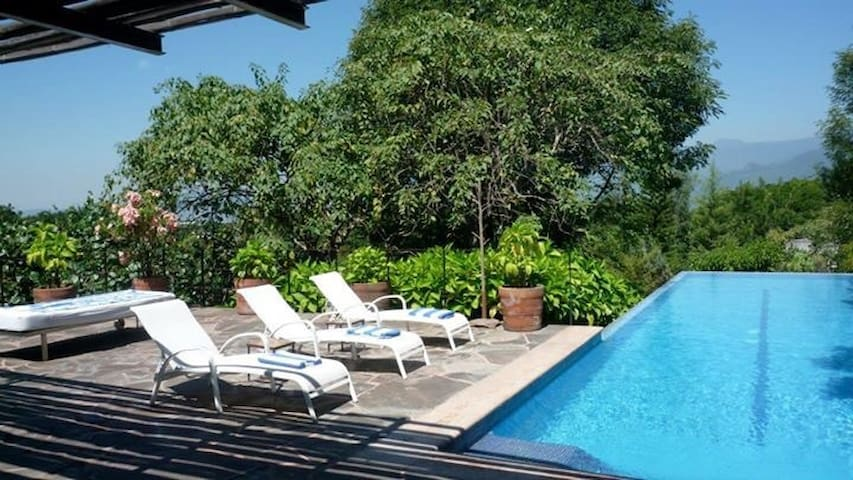 Cocoyoc Tonaltepec Pent House  La mejor vista