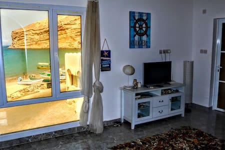 Sunset beach apartment - directly at the beach