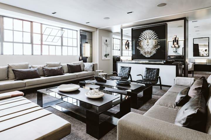Mother City NY Loft Apartment in Bree Street