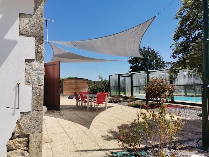 Magnifique Villa 250m² , 5 Chambres, proche plage