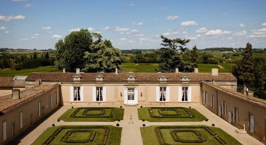 Suite Promesse, Château Fombrauge