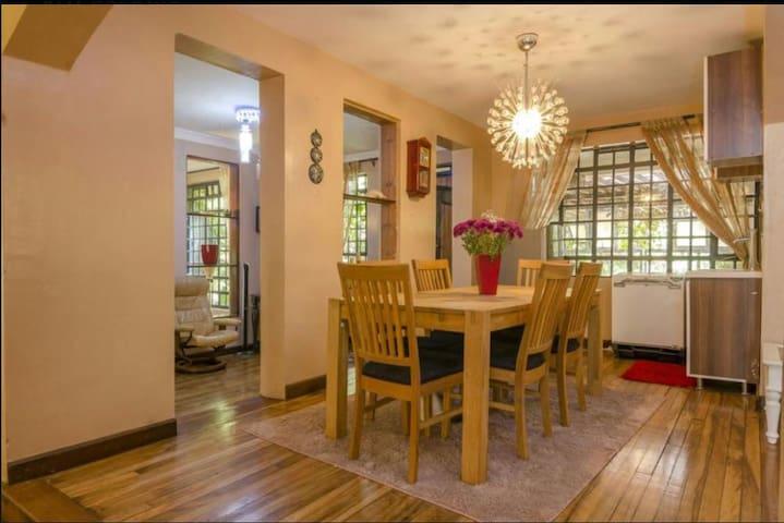 Cosy home in Runda, Nairobi Kenya