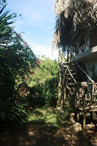 Rancho Monte Zion:Cabaña Monte Alto - Nayarit - Cabin