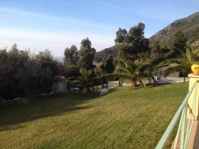 Location en Corse avec piscine Casa Adelaide - Barbaggio - Apartamento