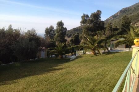 Location en Corse avec piscine Casa Adelaide - Barbaggio