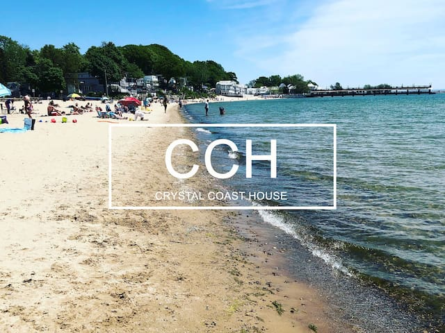 Perfect Staycation Location in Crystal Beach