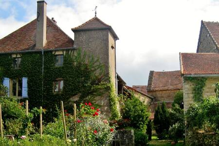 Gîte de Vielles Roches - Saint-Clément-sur-Guye - House
