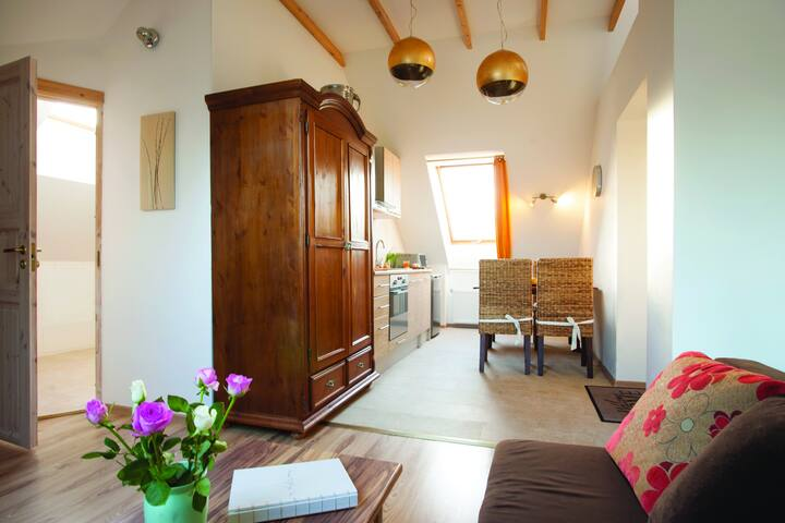 Cosy stay, 10 minutes walk from Old Town!