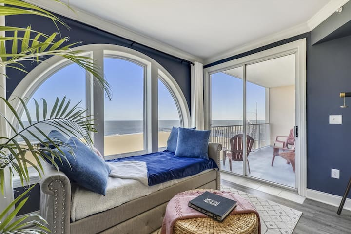Belmont Towers 805 - Luxury on the Boardwalk!