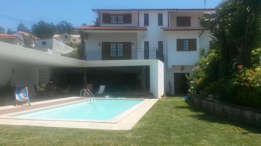 Quarto em casa com piscina em Vale de Cambra - Vale de Cambra - Ev