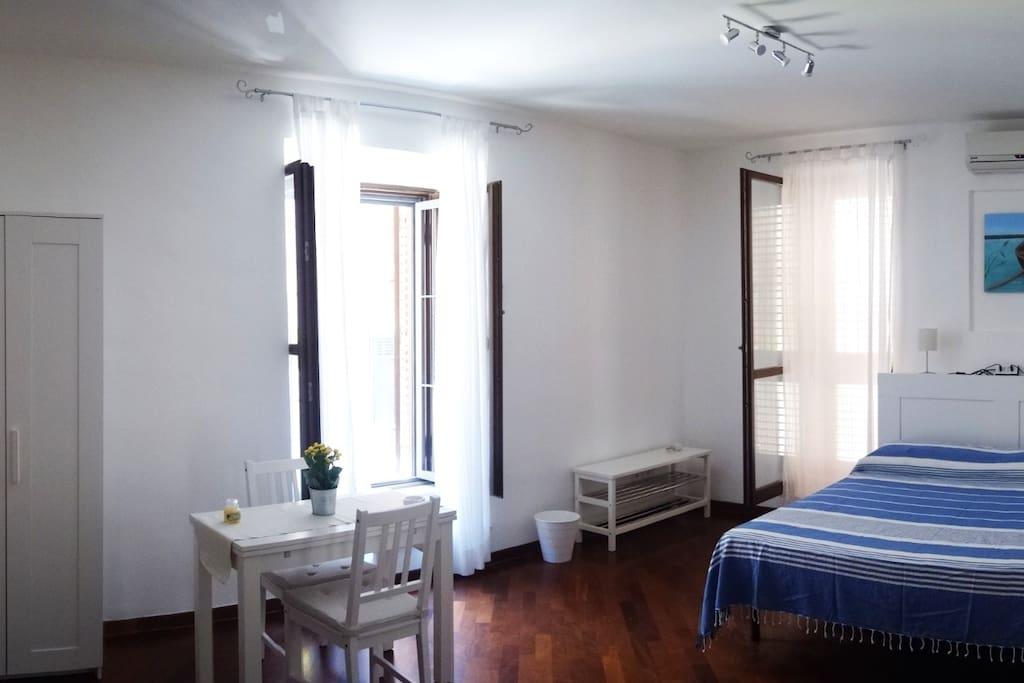double room 21 mq