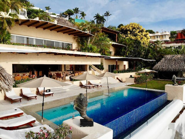 Villa Neptuno,  Best Sunsets in Mexico!