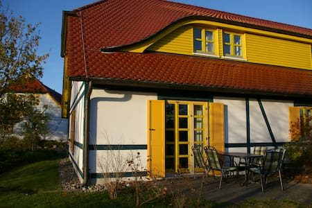 Fewo Treibgut - Surf/Kinderparadies - Apartment