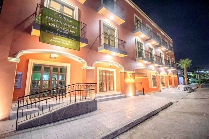 3 bedroom Penthouse in Todos Santos Down Town
