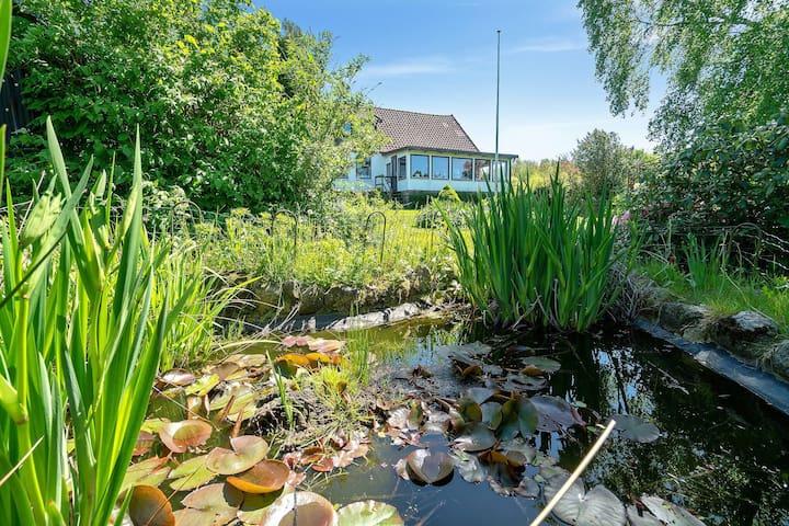 Nordbornholm - landlig idyl og ro