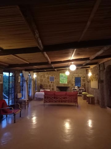 A Scenic Home in the Nairobi National Park