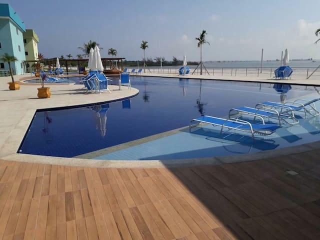 Apartamento INTEIRO Goldenlake Arraial do Cabo!!