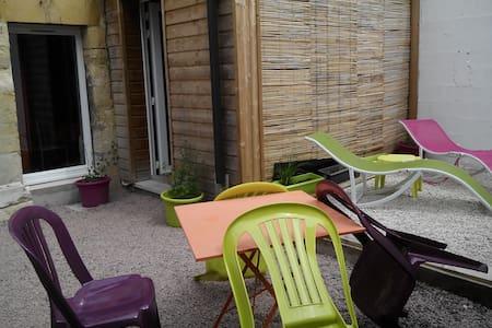 Maison de ville entre caen et la mer - Biéville-Beuville - Haus