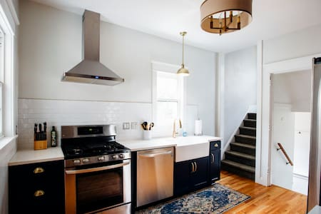 Renovated Historic Home close to Downtown GR!