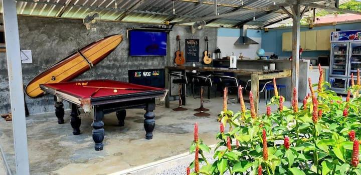 Somo Guesthouse & Restaurant - Bamboo Hut 2/3