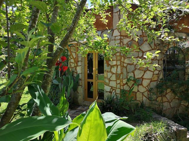 Jardin secreto de Aidee y Daniel