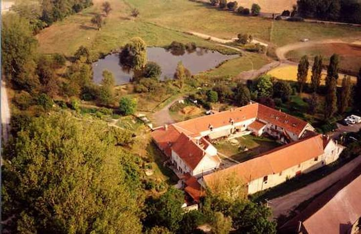 """Ferme Royale"" VERSAILLES - 10=>15PERS - Bailly - Maison"