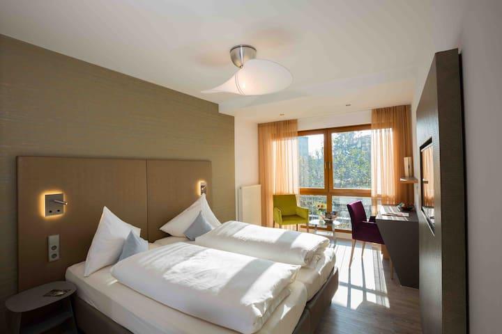 Doppelzimmer Komfort in ruhiger Lage