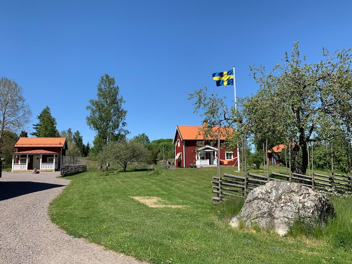 Amazing Swedish countryside from its best side