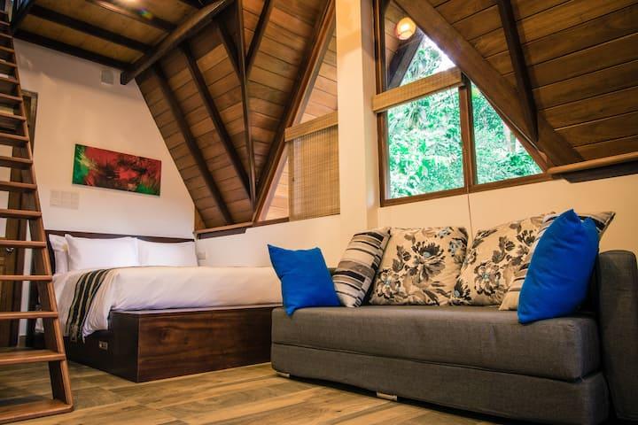 Littlehill  Wooden Cottage