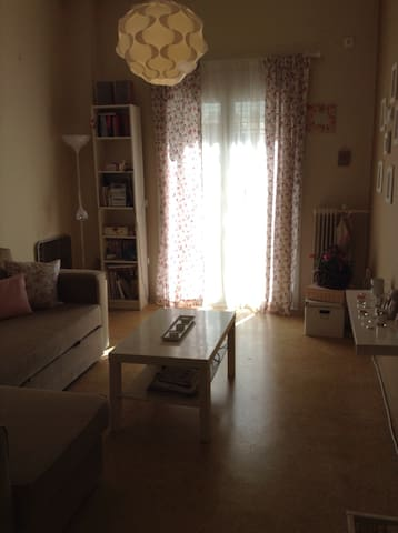 Cosy & romantic flat near the sea! - Λουτράκι - Apartament