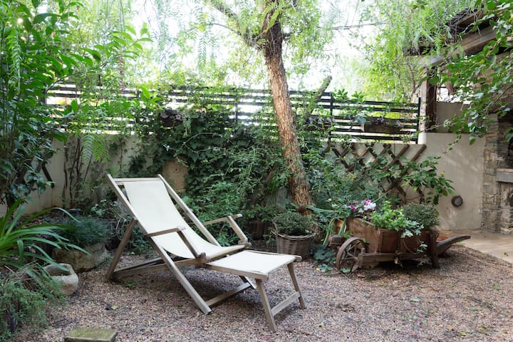 Cosy Apartment with garden Athens - Vrilissia - Pis