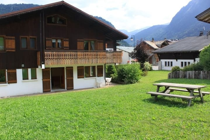 Apartment for 4 people in the village centre - MORZINE - Flat