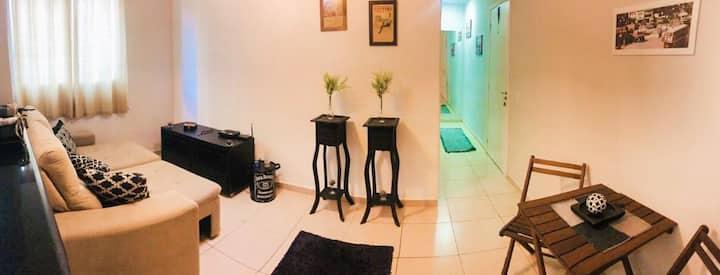 Apartamento Lageado UNESP Botucatu