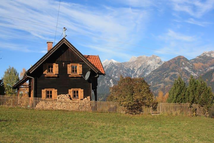 Knusperhaisl -Natur & Urlaub - Ennsling - Chalet
