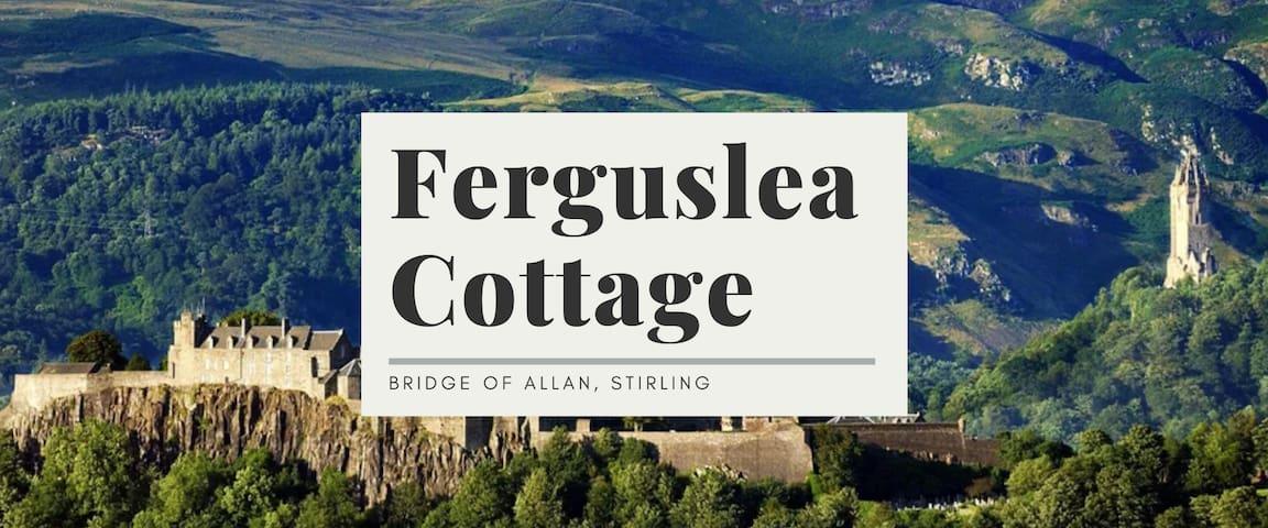 Ferguslea Cottage, Bridge of Allan