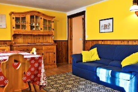 Appartamento per famiglie - Pragelato-Ruà