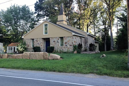 Beautifully re-purposed old chapel, easy access - Lititz - Dom